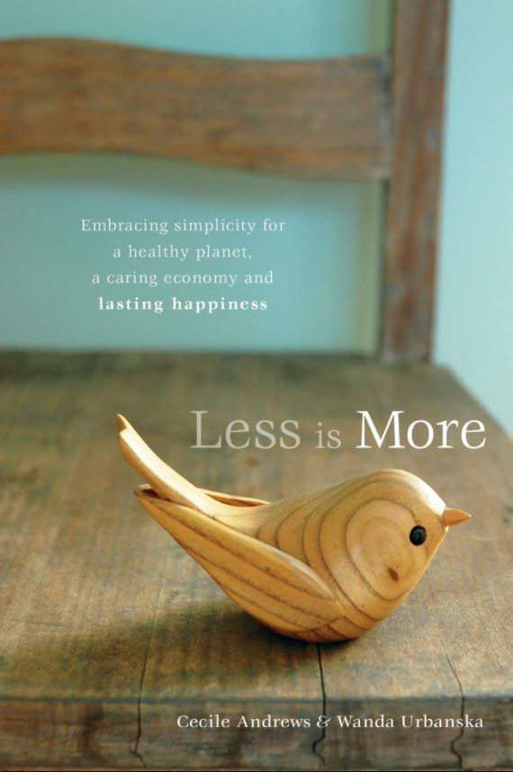 less is more book cover